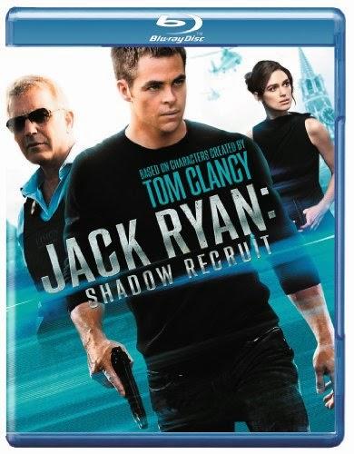 Jack Ryan: Shadow Recruit [BD25] [Latino]