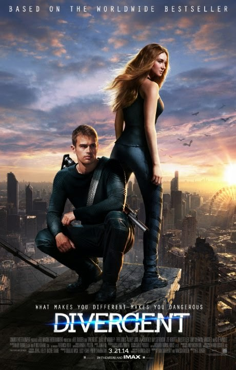Divergent [2014] [DVD5 + DVD9] [NTSC] [Latino]