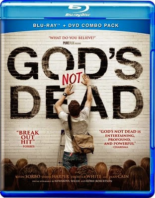 God's Not Dead [BD25] [Latino] [2014]
