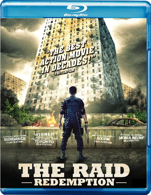 The Raid Redemption [BD25] [2011] [Latino]