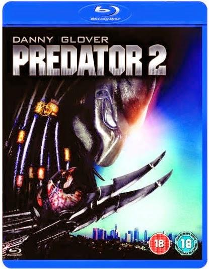 Predator 2 [BD25] [1990] [Latino]