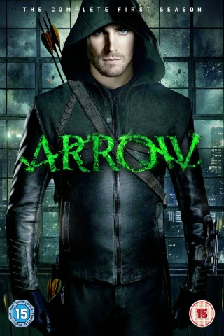 Arrow [Temporada 1] [2013] [DVDR] [NTSC] [Subtitulado]