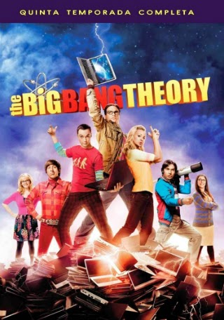 The Big Bang Theory [Temporada 5] [2012] [DVDR] [NTSC] [Subtitulado]