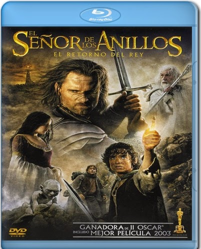 The Lord Of The Rings: The Return Of The King [2003] [BD25] [Latino]