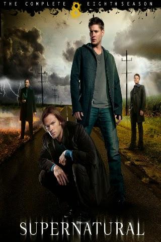 Supernatural [Temporada 8] [2013] [DVDR] [NTSC] [Subtitulado]
