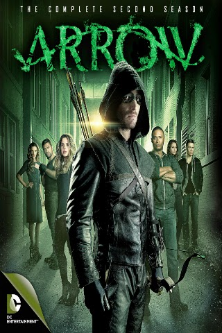 Arrow [Temporada 2] [2014] [DVDR] [NTSC] [Subtitulado]