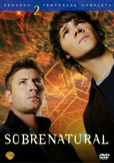 Supernatural [Temporada 2] [2006] [DVDR] [NTSC] [Subtitulado]