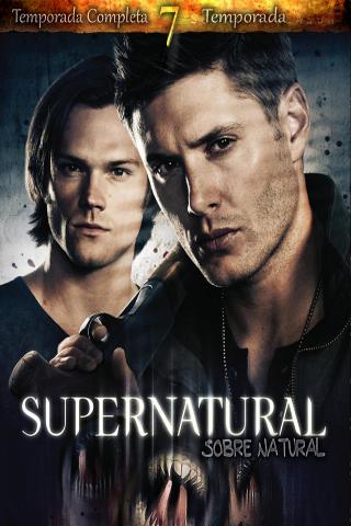 Supernatural [Temporada 7] [2012] [DVDR] [NTSC] [Subtitulado]