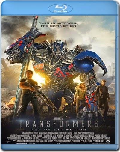 Transformers: Age Of Extinction [2014] [BD25] [Latino]
