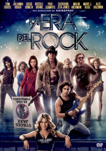 La Era Del Rock [2012] [DVDR] [NTSC] [Latino]