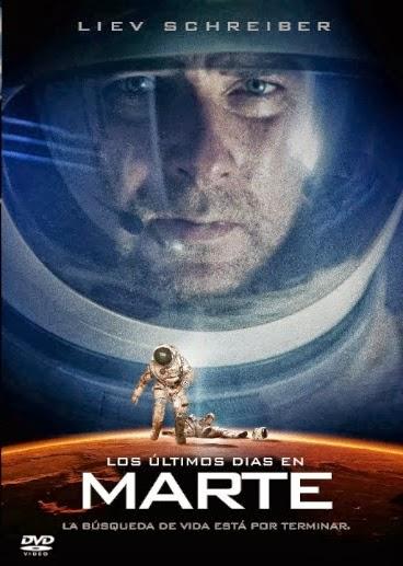 The Last Days On Mars [2013] [DVDR] [NTSC] [Latino]