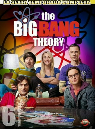 The Big Bang Theory [Temporada 6] [2013] [DVDR] [NTSC] [Subtitulado]