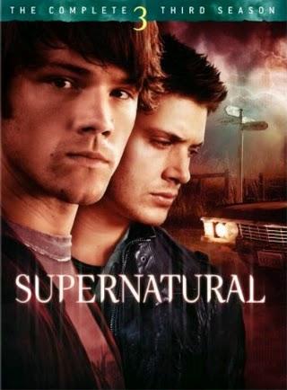 Supernatural [Temporada 3] [2008] [DVDR] [NTSC] [Subtitulado]