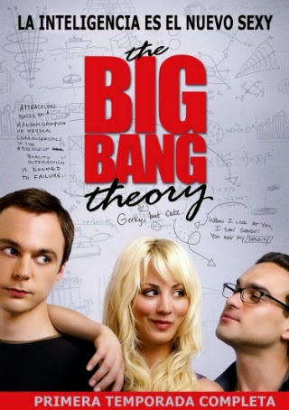 The Big Bang Theory [Temporada 1] [2007] [DVDR] [NTSC] [Subtitulado]