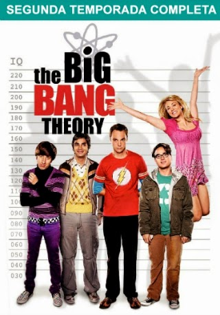 The Big Bang Theory [Temporada 2] [2009] [DVDR] [NTSC] [Subtitulado]