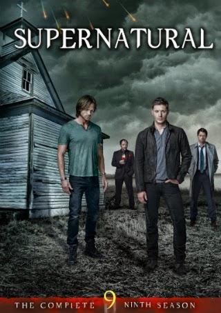 Supernatural [Temporada 9] [2014] [DVDR] [NTSC] [Subtitulado]