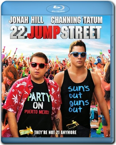 22 Jump Street [BD25 + BD50] [2014] [Latino]