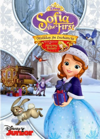 Sofia The First: Holiday in Enchancia [2014] [DVDR] [NTSC] [Latino]