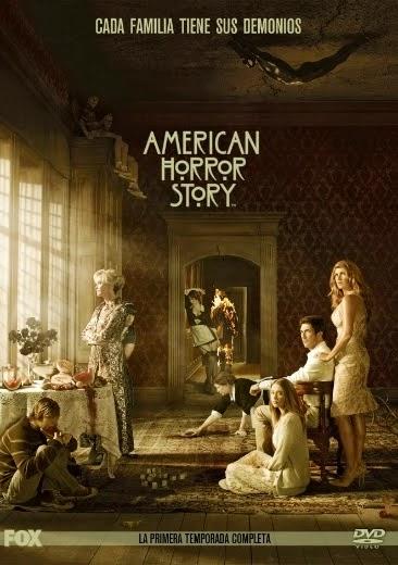 American Horror Story [Temporada 1] [2011] [DVDR] [NTSC] [Latino]
