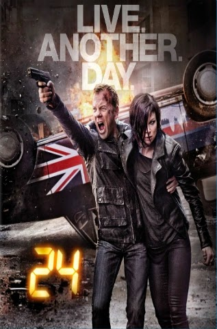 24: Live Another Day [Temporada 9] [2014] [DVDR] [NTSC] [Latino]