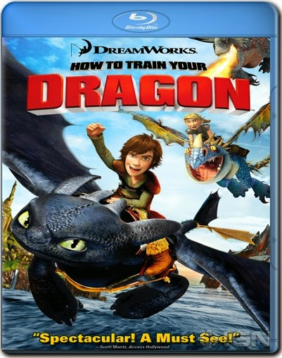 How To Train Your Dragon [BD25] [2010] [Latino]