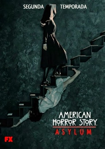 American Horror Story: Asylum [Temporada 2] [2012] [DVDR] [NTSC] [Latino]
