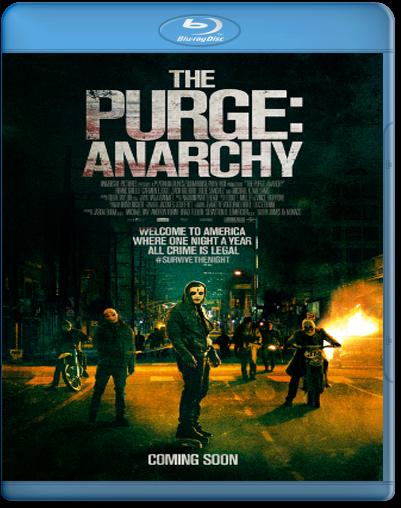 The Purge: Anarchy [BD25] [2014] [Latino]