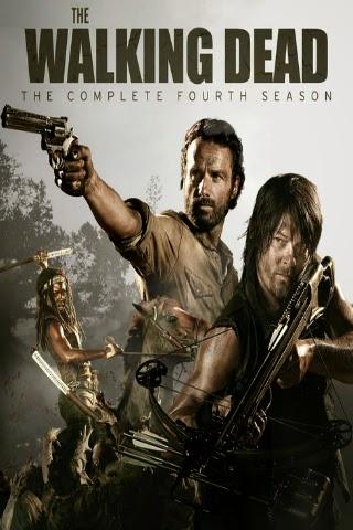 The Walking Dead [Temporada 4] [2014] [DVDR] [NTSC] [Latino]