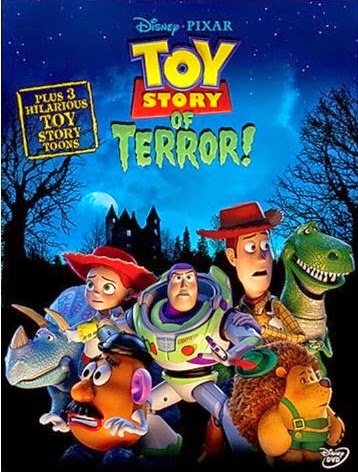 Toy Story Of TERROR! [2013] [DVDR] [NTSC] [Latino]