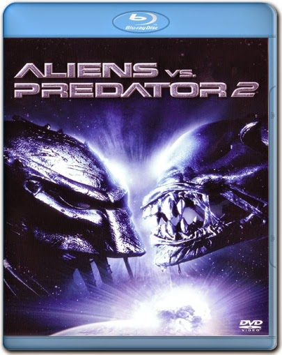 Alien Vs. Predator 2 [2007] [BD25] [Latino]