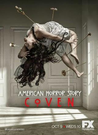 American Horror Story: Coven [Temporada 3] [2013] [DVDR] [NTSC] [Latino]