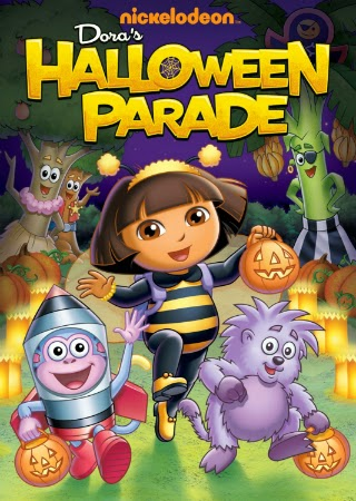 Dora The Explorer: Halloween Parade [2014] [DVDR] [NTSC] [Latino]
