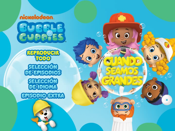 Image Result For Nick Jr Bubble