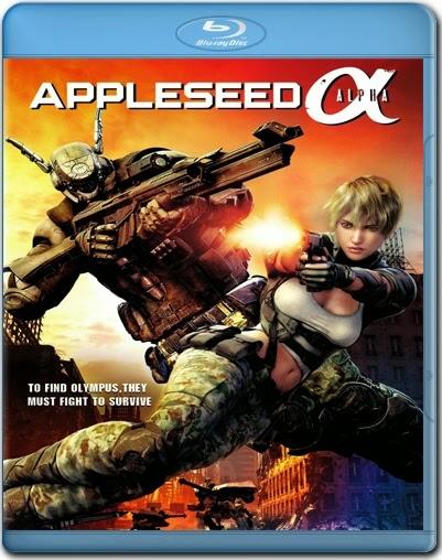 Appleseed: Alpha [2014] [BD25 + BD50] [Latino]