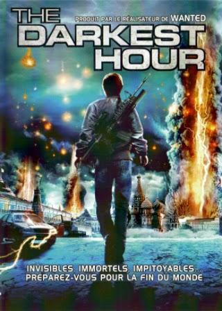 The Darkest Hour [2011] [DVDR] [NTSC] [Latino]