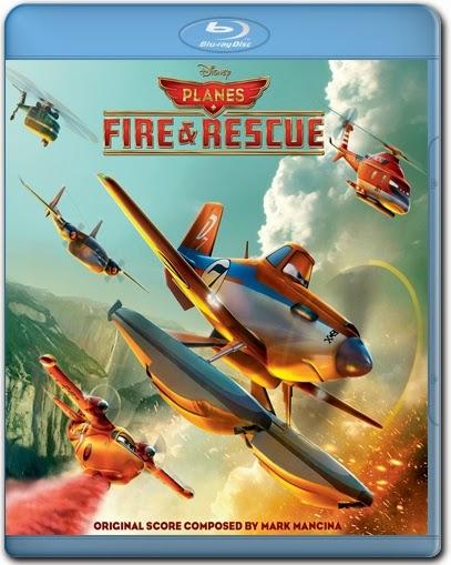 Planes: Fire & Rescue [BD25] [2014] [Latino]