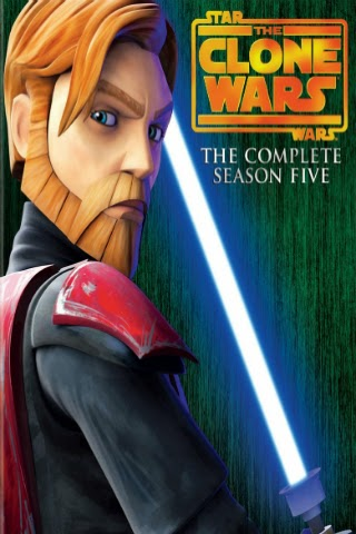 Star Wars: The Clone Wars [Temporada 5] [2013] [DVDR] [NTSC] [Latino]