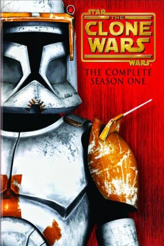 Star Wars: The Clone Wars [Temporada 1] [2009] [DVDR] [NTSC] [Latino]