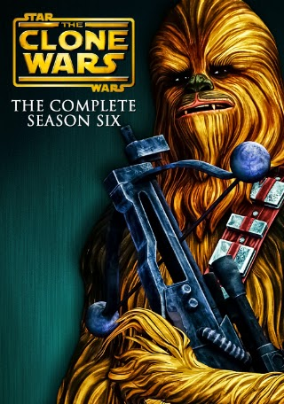 Star Wars: The Clone Wars [Temporada 6] [2014] [DVDR] [NTSC] [Latino]