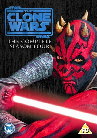 Star Wars: The Clone Wars [Temporada 4] [2012] [DVDR] [NTSC] [Latino]