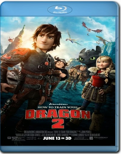 How To Train Your Dragon 2 [BD25] [3D] [2014] [Latino]