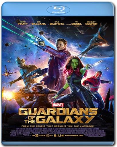 Guardians of the Galaxy [BD25 + BD50] [2014] [Latino]