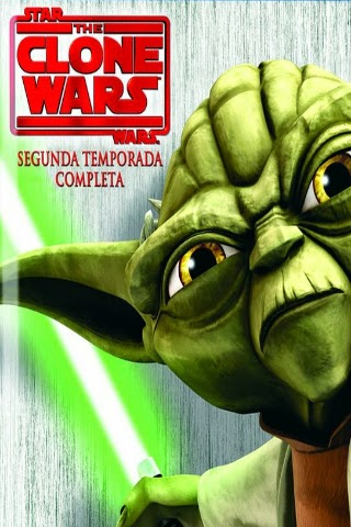 Star Wars: The Clone Wars [Temporada 2] [2010] [DVDR] [NTSC] [Latino]