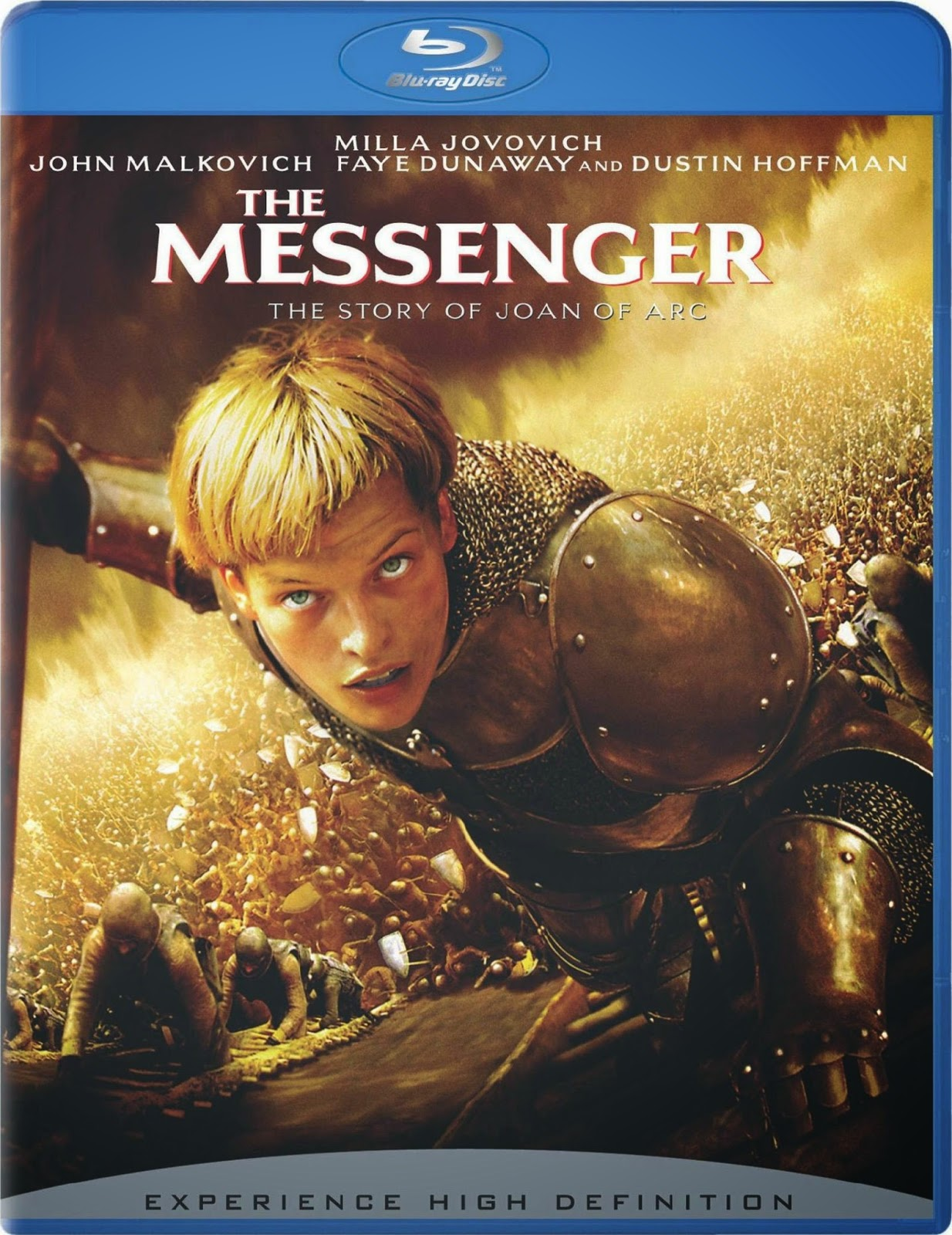 The Messenger: The Story of Joan of Arc [BD25 + BD50] [1999] [Latino]