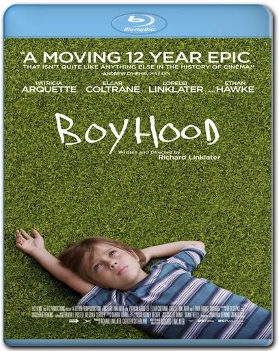 Boyhood [BD50 + BD25] [2014] [Latino]