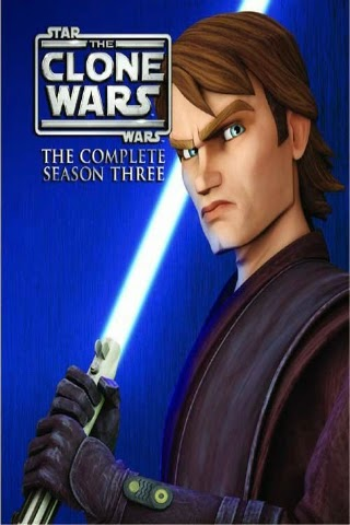 Star Wars: The Clone Wars [Temporada 3] [2011] [DVDR] [NTSC] [Latino]