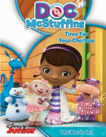 Doc McStuffins: Time For Your Check Up [2013] [DVDR] [NTSC] [Latino]