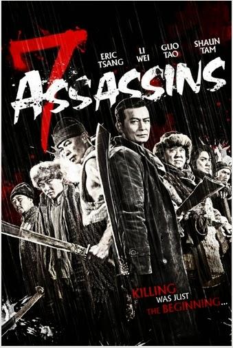 7 Assassins [2013] [DVDR] [NTSC] [Subtitulado]