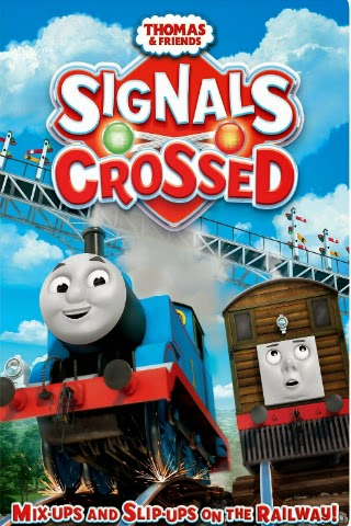 Thomas & Friends: Signals Crossed [2014] [DVDR] [NTSC] [Latino]