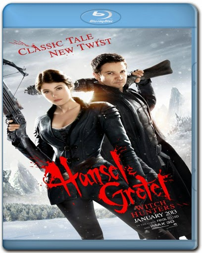 Hansel And Gretel: Witch Hunters [2013] [BD25] [Latino]